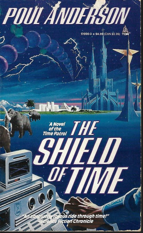 Image for THE SHIELD OF TIME
