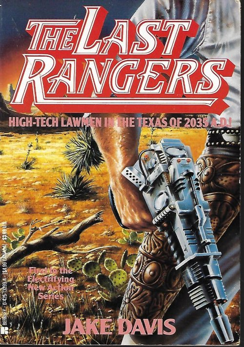 Image for THE LAST RANGERS