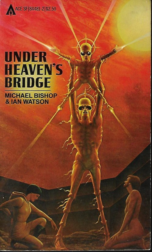 Image for UNDER HEAVEN'S BRIDGE