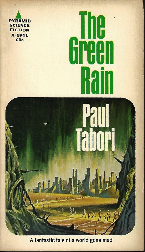 Image for THE GREEN RAIN