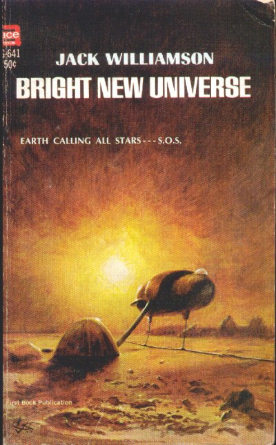 Image for BRIGHT NEW UNIVERSE