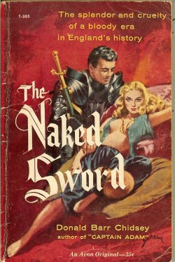 Image for THE NAKED SWORD