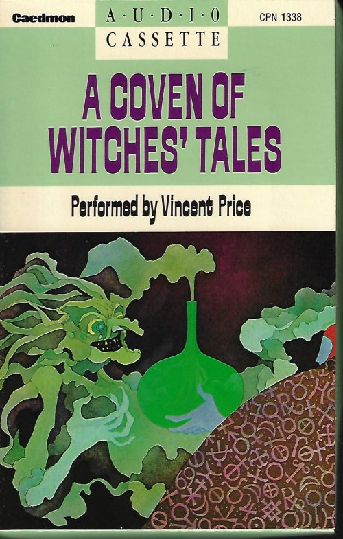 Image for A COVEN OF WITCHES' TALES