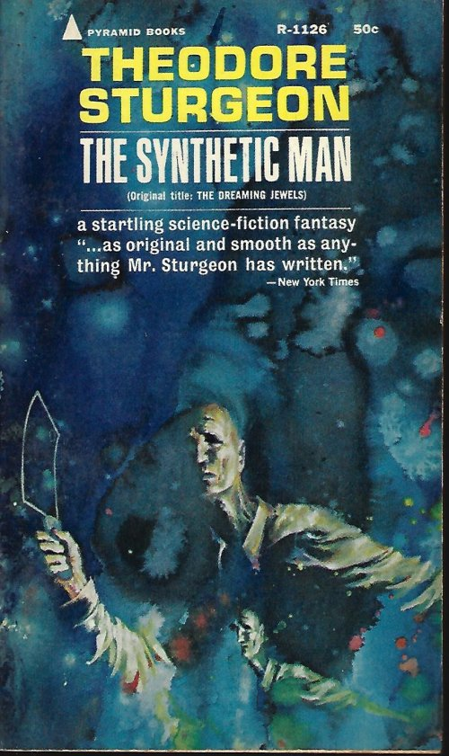 T573 1969 Science Fiction Beyond Belief Very Good