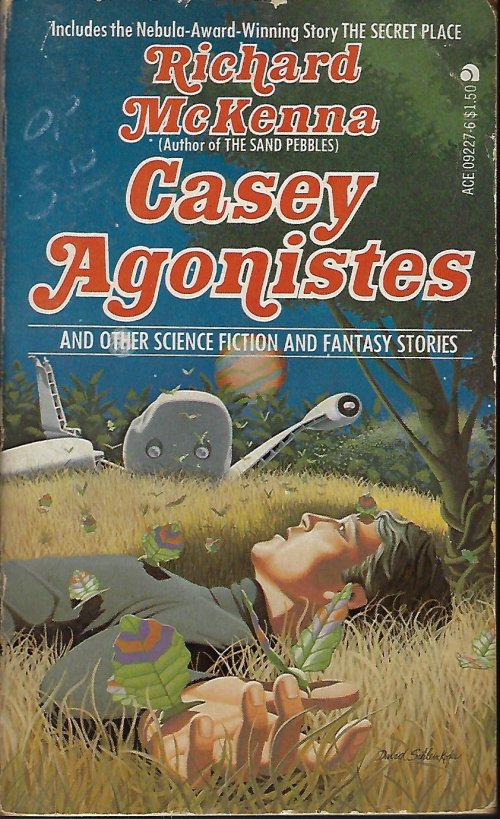 Image for CASEY AGONISTES and Other Science Fiction and Fantasy Stories