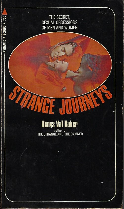 Image for STRANGE JOURNEYS; The Secret, Sexual Obsessions of Men and Women