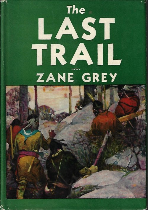 Image for THE LAST TRAIL
