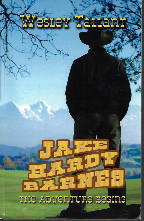 Image for JAKE HARDY BARNES The Adventure Begins