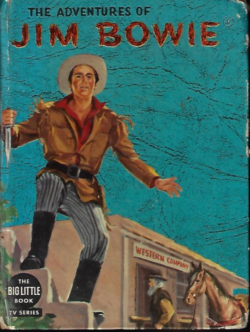 Image for THE ADVENTURES OF JIM BOWIE; Based on the Television Series