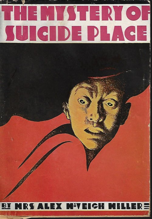Image for THE MYSTERY OF SUICIDE PLACE; Hart Series No. 40