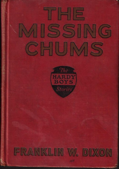 Image for THE MISSING CHUMS: Hardy Boys #26