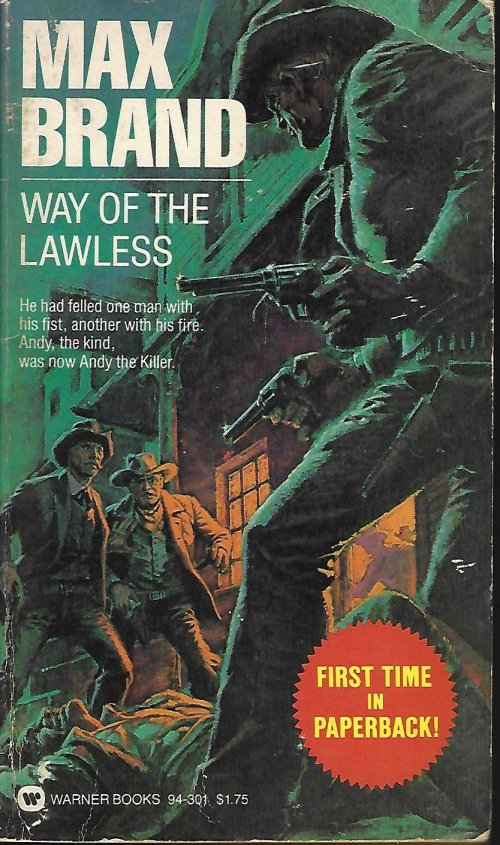 Image for WAY OF THE LAWLESS