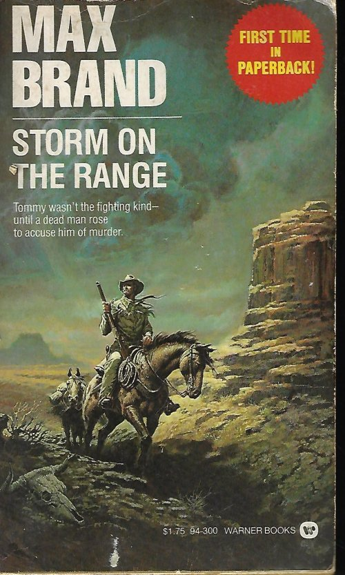 Image for STORM ON THE RANGE