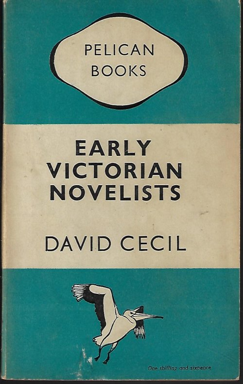 Image for EARLY VICTORIAN NOVELISTS; Essays in Revaluation