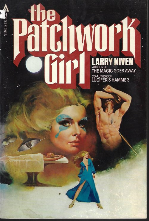 Image for THE PATCHWORK GIRL