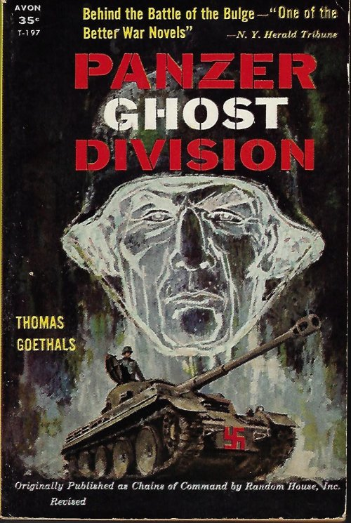 "Image for PANZER GHOST DIVISION (Orig. ""Chains of Command"")"