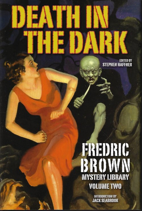 Image for DEATH IN THE DARK; Fredric Brown Mystery Library Volume Two