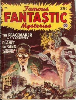 Image for FAMOUS FANTASTIC MYSTERIES: February, Feb. 1948