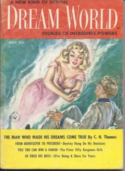 Image for DREAM WORLD: May 1957