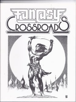Image for FANTASY CROSSROADS No. 12: November, Nov. 1977