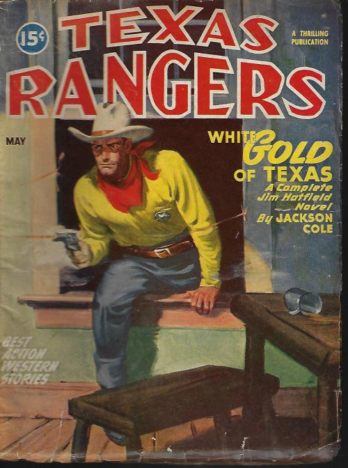 "Image for TEXAS RANGERS: May 1947 (""White Gold of Texas"")"