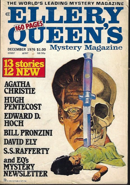 Image for ELLERY QUEEN'S Mystery Magazine: December, Dec. 1976