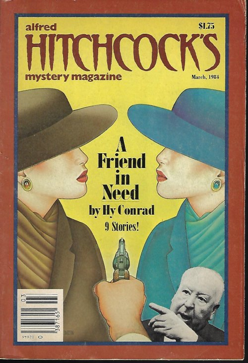 Image for ALFRED HITCHCOCK Mystery Magazine: March, Mar. 1984