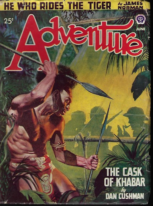 Image for ADVENTURE: June 1947