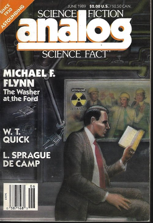Image for ANALOG Science Fiction/ Science Fact: June 1989