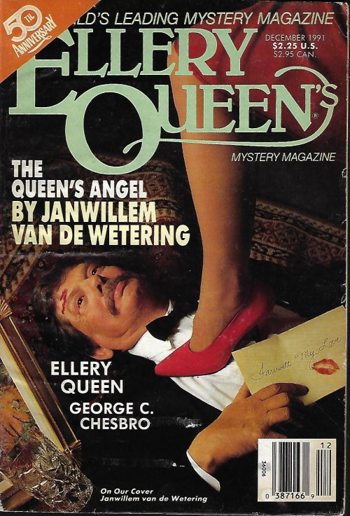 Image for ELLERY QUEEN Mystery Magazine: December, Dec. 1991