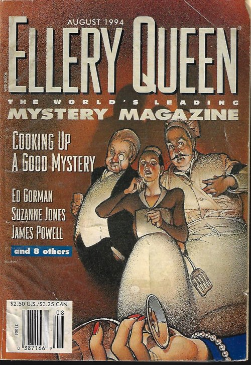 Image for ELLERY QUEEN Mystery Magazine: August, Aug. 1994