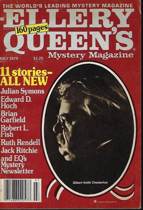 Image for ELLERY QUEEN'S Mystery Magazine: July 1979