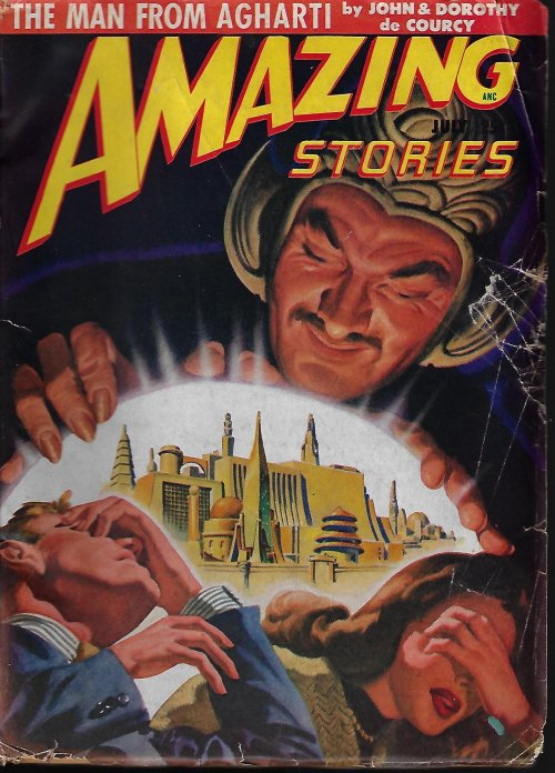 Image for AMAZING Stories: July 1948