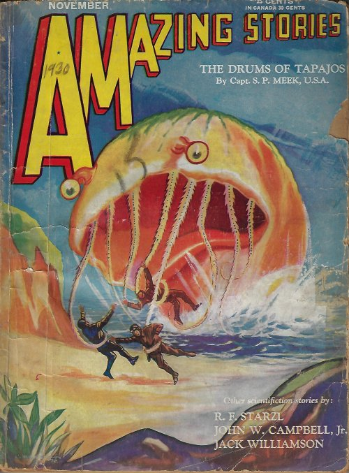 Image for AMAZING Stories: November, Nov. 1930
