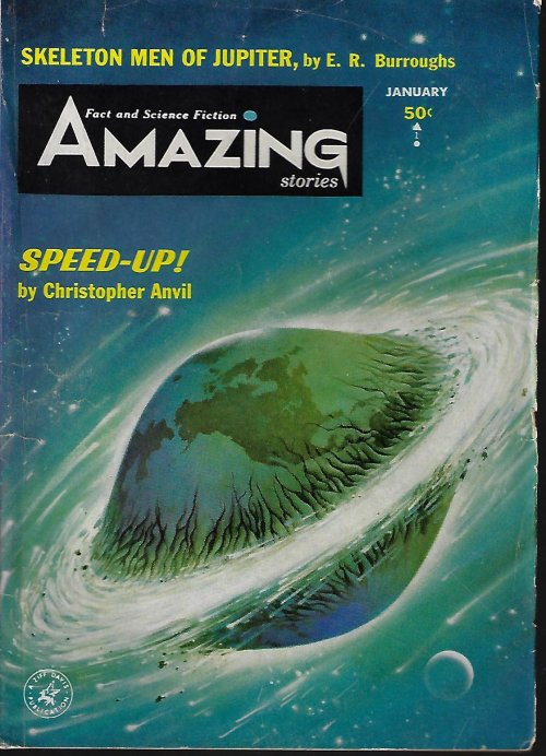Image for AMAZING Stories: January, Jan. 1964