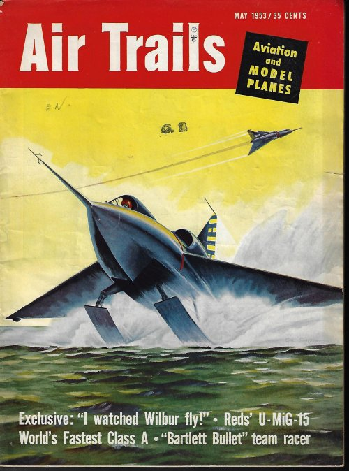 Image for AIR TRAILS: May 1953